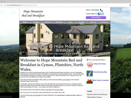 Hope Mountain Bed and Breakfast