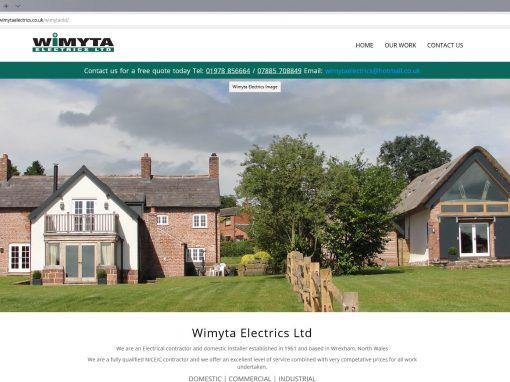 Wimyta Electrics Ltd