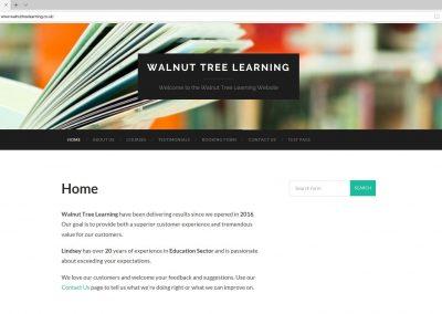 Walnut Tree Learning