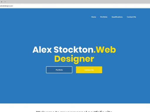 Alex Stockton Portfolio