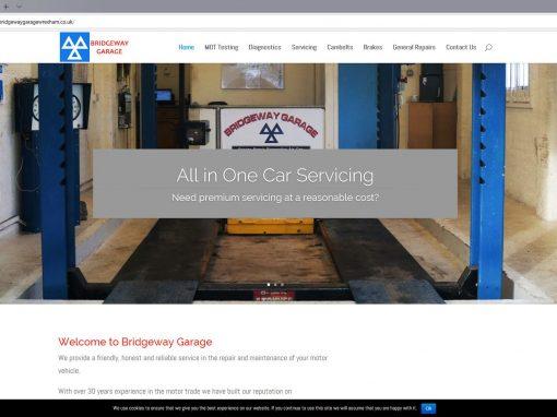 Bridgeway Garage
