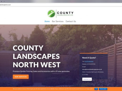 County Landscapes North West Ltd